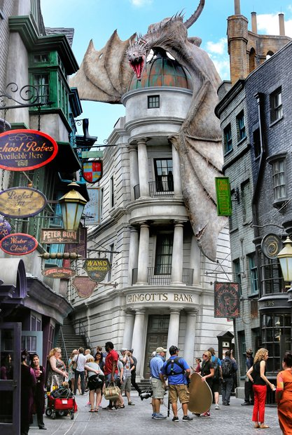 DIAGON ALLEY MEDIA DAY