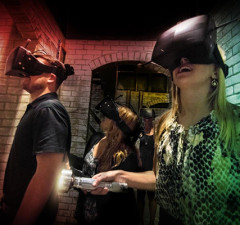 Universal Orlando Resort Debuts Cutting-Edge Entertainment Experience, Combining Immersive Theater And Virtual Reality